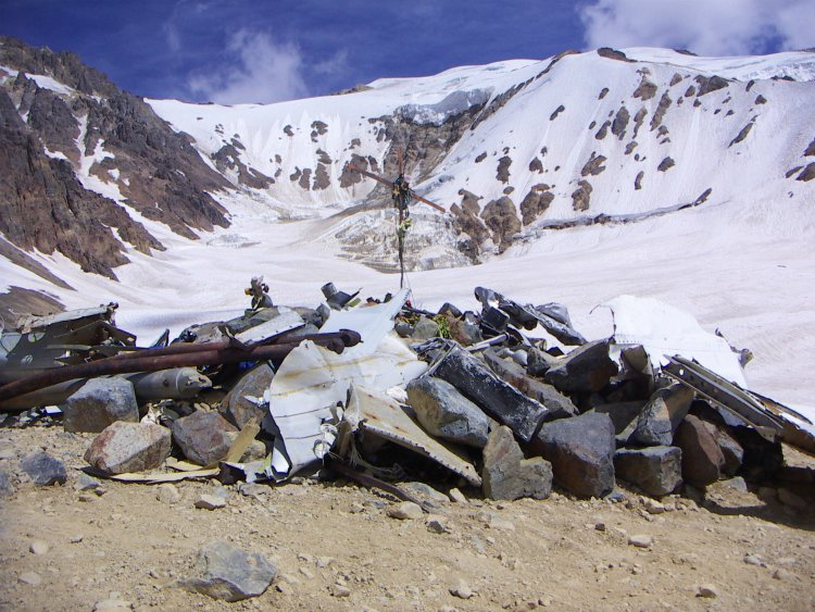 Andes Flight 571 Crash site | True Survival Stories